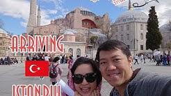 เที่ยว ตุรกรี ด้วยตัวเอง EP.1 Arriving Istanbul (BKK 🛫 IST)