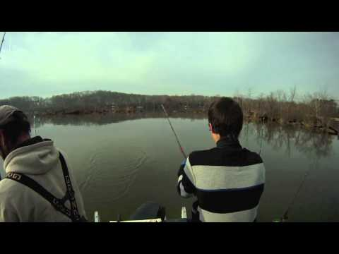 Fishing For James River Blue Catfish With Captain Mike Ostrander