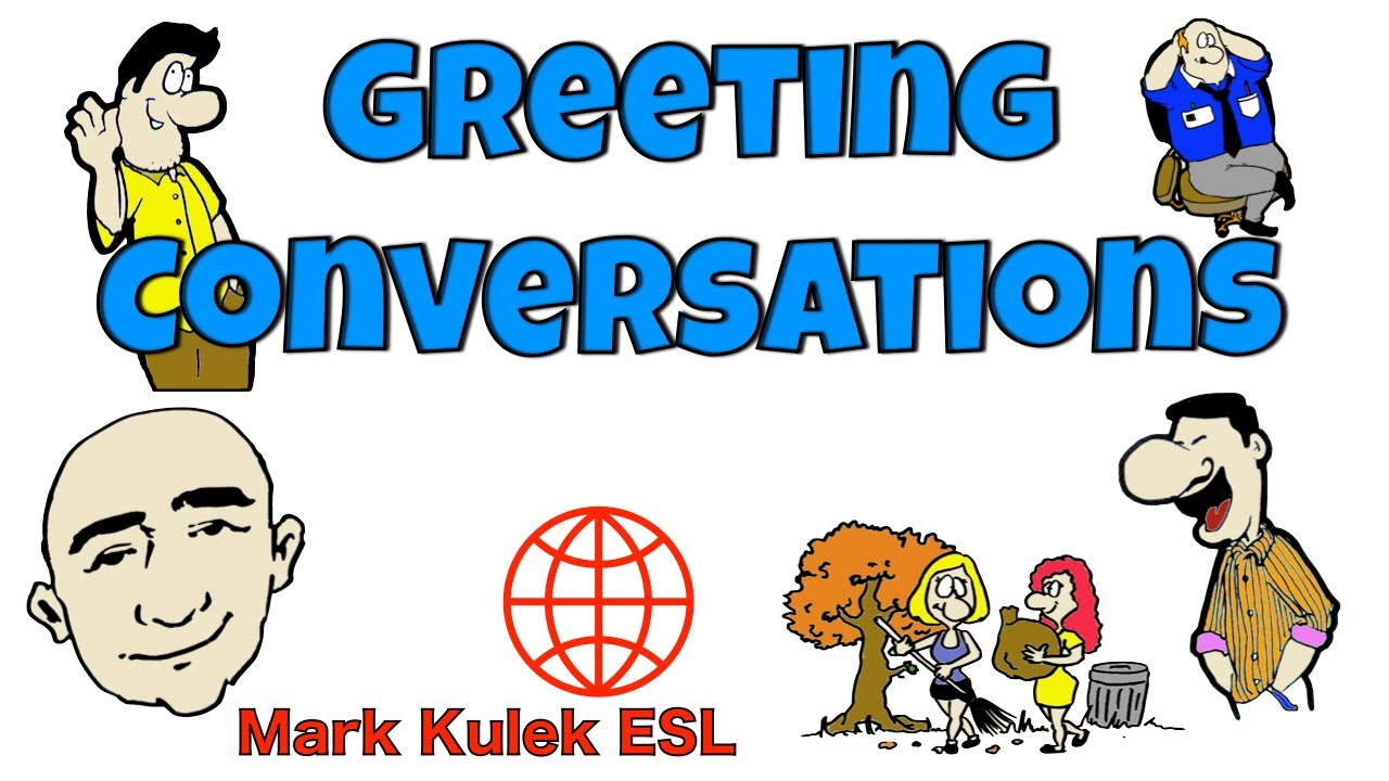 Greeting Conversations Set 2 Easy English Conversation Practice