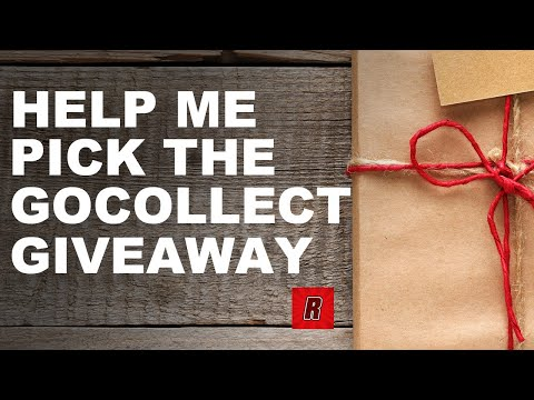 This Week's GoCollect Giveaway - YouTube