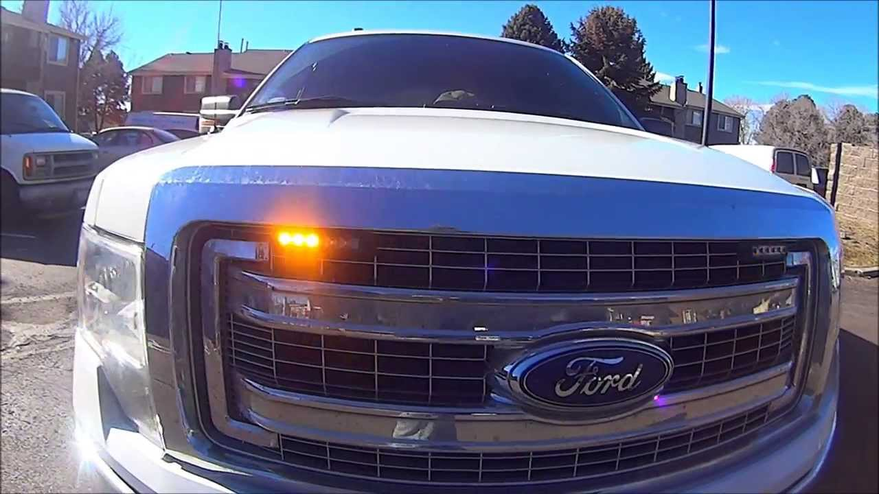 2014 Ford F 150 Warning Light Install Youtube
