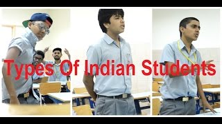 Fab daily : Types of Indian students!