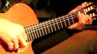"Naudo Rodrigues ""Have You Ever Really Loved A Woman"" solo guitar"