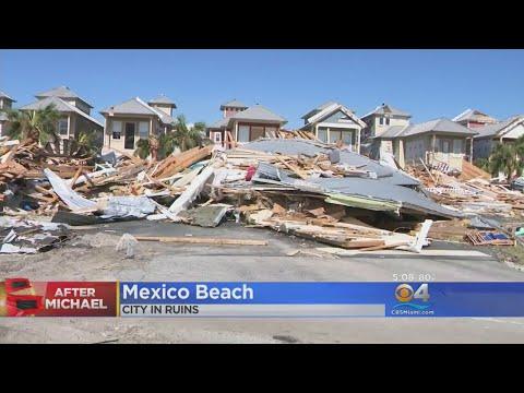 Mexico Beach Devastated By Hurricane Michael