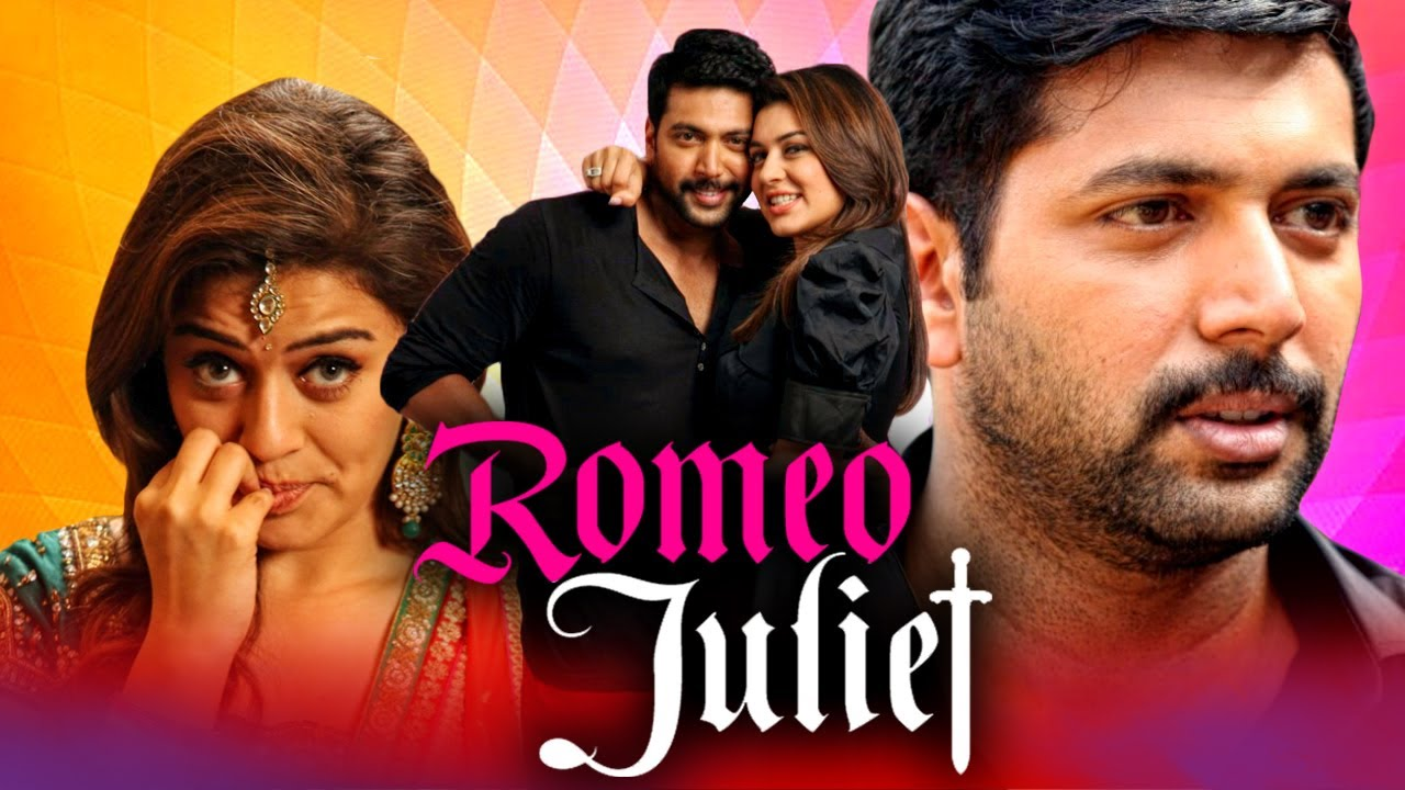 Download Romeo Juliet - Blockbuster Romantic Hindi Dubbed Movie | Jayam Ravi, Hansika Motwani