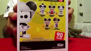 Funko POP! Disney: Mickey 90 Years  Firefighter Mickey