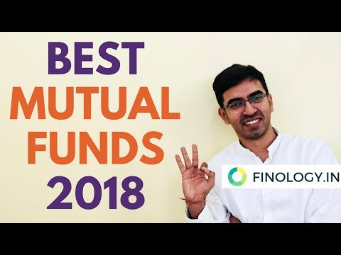 Best Mutual Funds for 2018