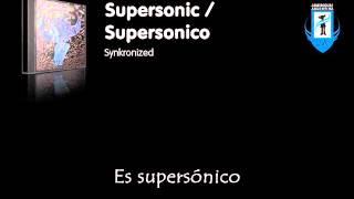 Jamiroquai - Supersonic (Subtitulado)