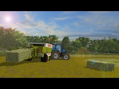 how to sell hay in farming simulator 2015