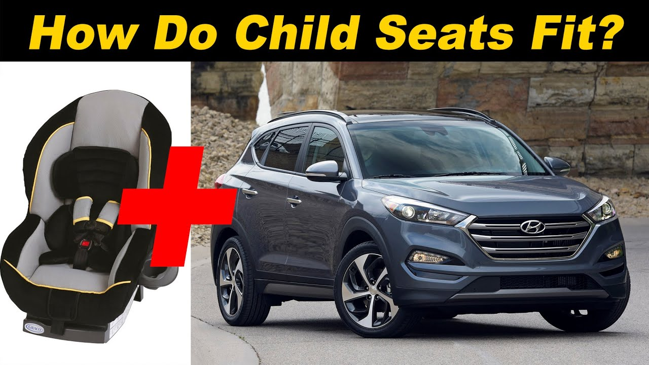 Hyundai Elantra: Securing a child restraint seat with child seat lower anchor system