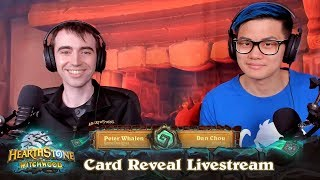 The Witchwood Card Reveal Kick-Off