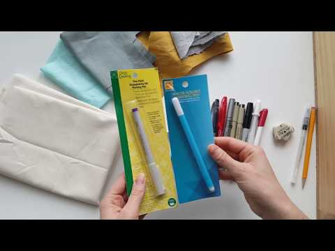 Transfer your Design to Fabric - Light Tracing - YouTube