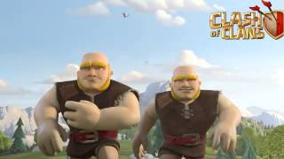 Clash of Clans - Clanvorstellung: Burgwall Nord/Süd