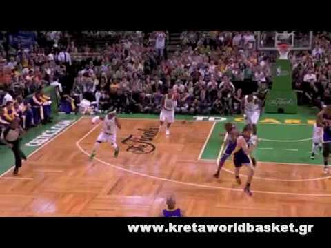 NBA Finals 2010 game 3 (2-1) Los Angeles Lakers - Boston Celtics 91-84 (8-6-10) Highlights