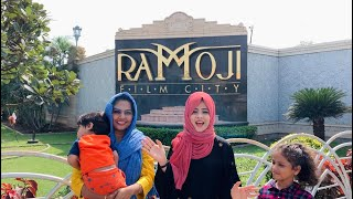 Kochi To Manali On Road Trip | Day - 3 | Hyderabad Ramoji Film City | Part - 1 | Basheer Bashi