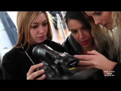 New York Film Academy Broadcast Journalism School (2016)