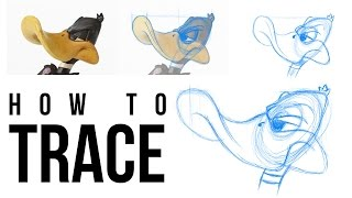 How to Trace to Improve Your Drawing Skills