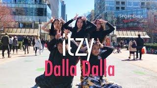 "[KPOP IN PUBLIC VANCOUVER] ITZY (있지): ""DALLA DALLA 달라 달라"" Dance Cover [K-CITY]"