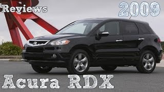 Reviews Acura RDX 2009
