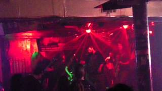 FLESHEATER - Dawn of War (Live at The White Swan 4-10-15)