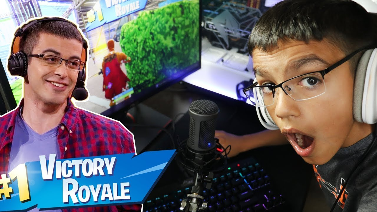 my 10 year old little brother edits like nick eh 30 on fortnite - fortnite nick eh 30 youtube