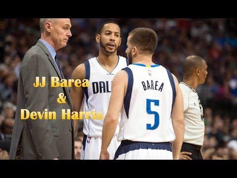 JJ Barea & Devin Harris Connection