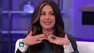 Stacy London on Living with Psoriasis -- The Doctors
