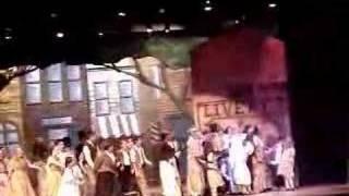Wells Fargo Wagon - Music Man