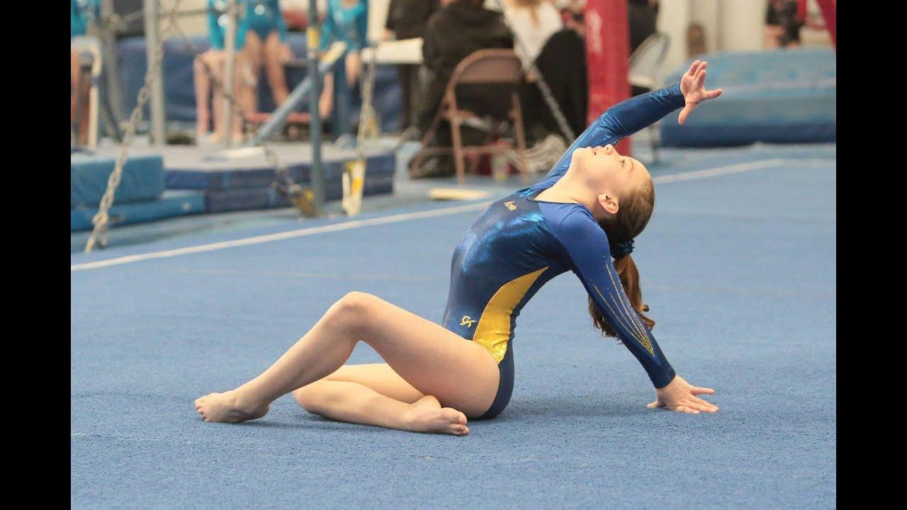 hunts gymnastics meet 2015