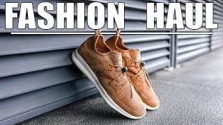 MEN'S FASHION HAUL 2017 | Athleisure and Sneaker STYLE Haul | Mayank Bhattacharya thumbnail