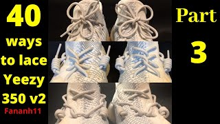 11 NEVER seen Yeezy lace, 40 sytles in total P3