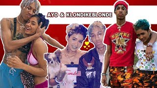 Ayo With His Girl klondikeblonde | Best Moments Compilation