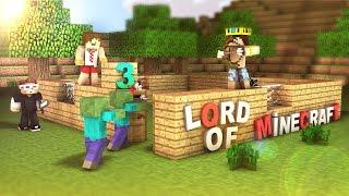 Lord of Minecraft -3- Çüksüz Reyiz Evimize Ateşler Saldı !