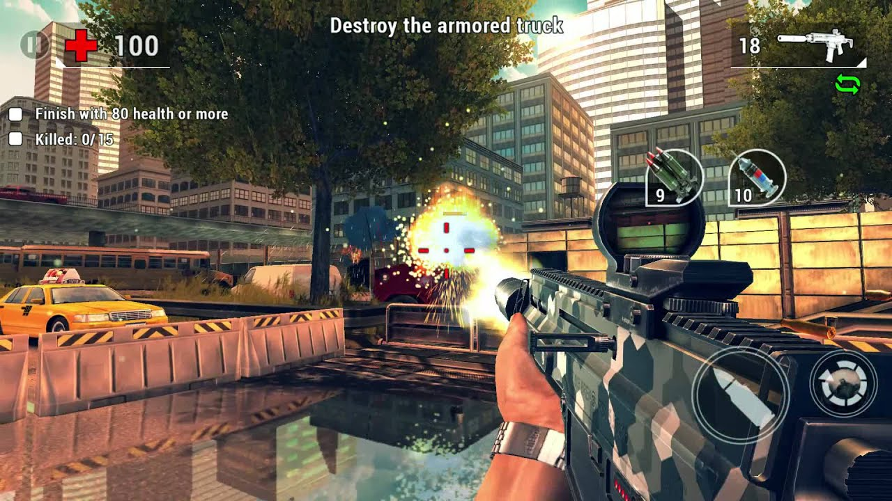 UNKILLED - gameplay footage - YouTube