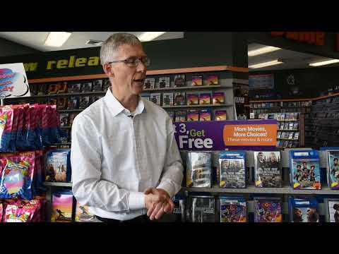Lynch and Taco - DVD Rental Store Finds New Life With CBD