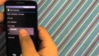Como activar el 4G en los LG , solo para los que soportan la red - Enable Red 4G - thecarius
