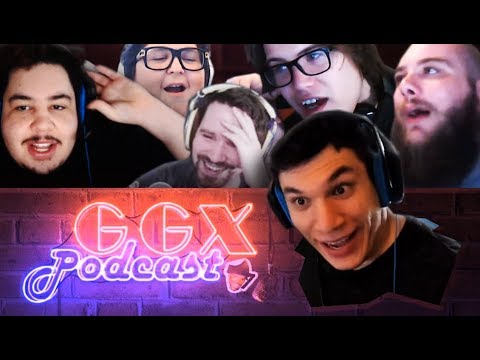 GGX Talkshow #1 (Andy Milonakis, Anything4views, MaxMoeFoe, Trainwrecks, Destiny)