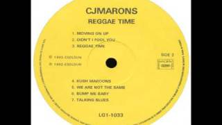 Cimarons - Talking Blues (1992)