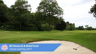 MS Research & Relief Fund Charity Golf Day 2017