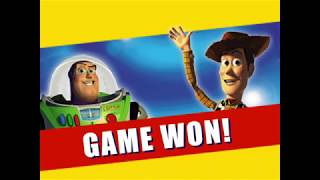 Toy Story 2 -  Ending Credits 100% Playthrough #19