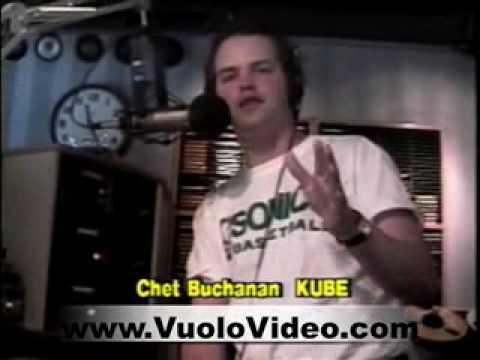Chet Buchanan KUBE Radio Seattle 1993