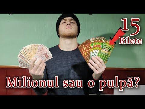 Sunt cel mai norocos din Moldova | 15 bilete de loterie | Ce am cîștigat? Loteria Națională