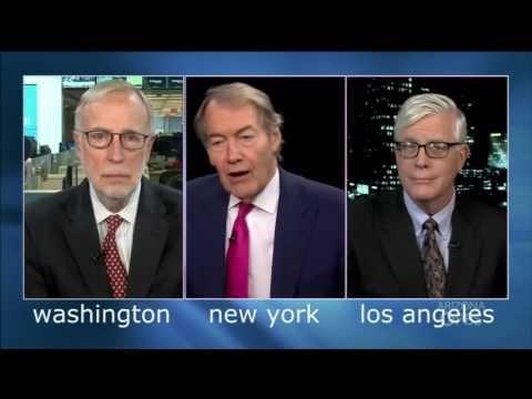 Hugh Hewitt and Dan Balz Talk 2016 Presidential Election, Trump & Clinton with Charlie Rose on PBS