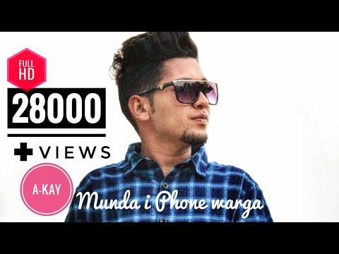 Munda iphone Warga:- Akay | Avinash Rana Ft. RAJ ROTRON |Raiychu Productions| NFCreationZ|Full Video