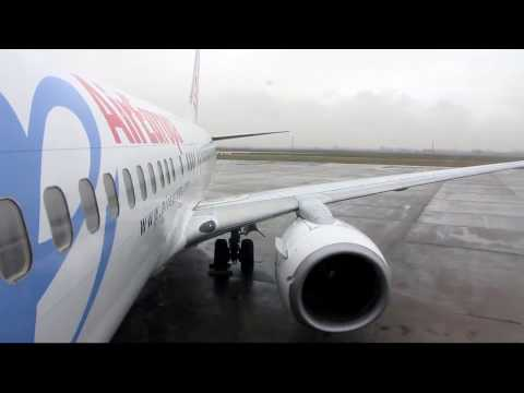 [Flight Report] AIR EUROPA | Paris ✈ Madrid | Boeing 737-800 | Economy