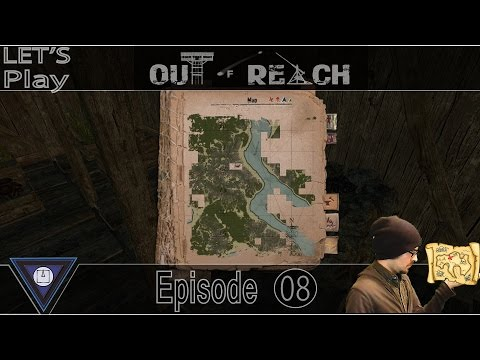 Out Of Reach Ep:08- Treasure hunt, X marks the spot