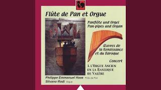 """Suite des """"Symphonies pour les Soupers du Roy"""": Canarie"""