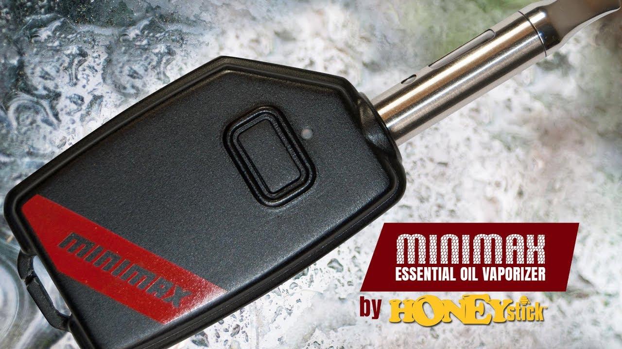 HoneyStick MiniMax Essential Oil Vaporizer