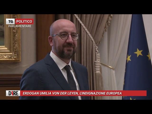 Tg Politico Parlamentare, edizione del 7 aprile 2021