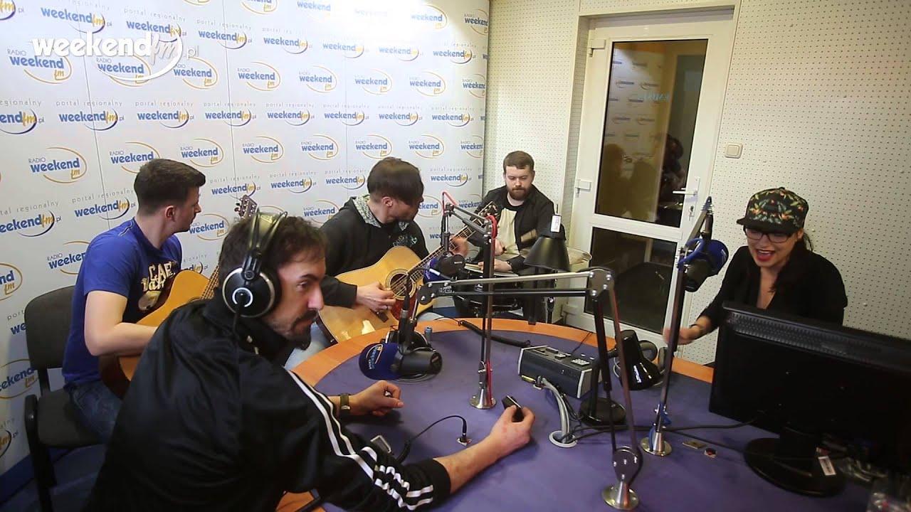 Milczenie Owiec - Bunt (acoustic) - Radio Weekend FM 26.03.2015